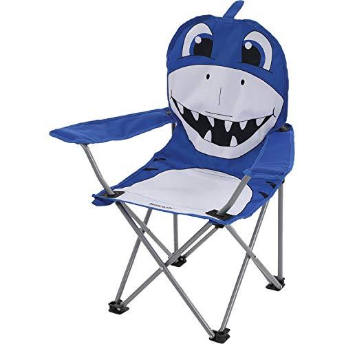 Regatta Animal Pattern Kids Lightweight Steel Folding Camping Chair Mens
