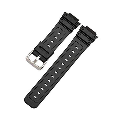 YOKING G-Shock- Adecuado para pulseras de silicona de la serie 5600, para pulseras para hombres, pulseras para mujeres, accesorios de reloj inteligente
