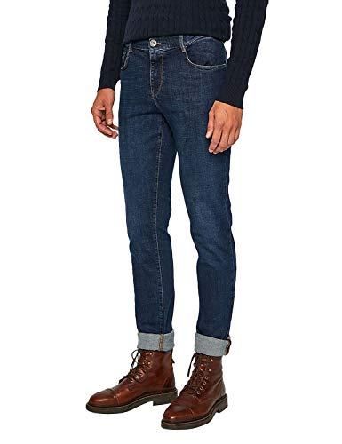 Trussardi Jeans Jeans 370 Close Elasticizzato Blu