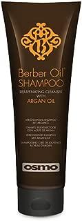 berber oil shampoo