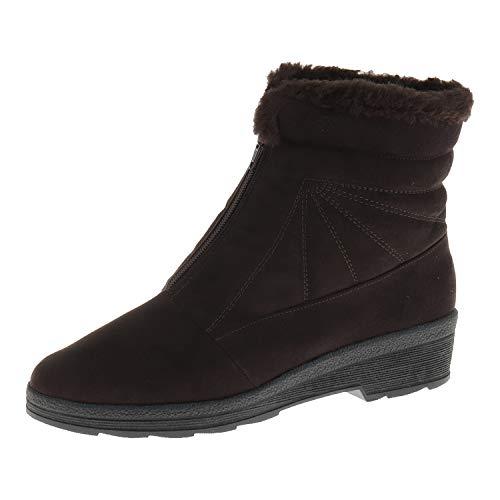Rohde Schuhe für Damen Stiefel Eiche287071 (43 EU)