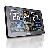 Newentor Weather Station Wireless Digital Indoor Outdoor...