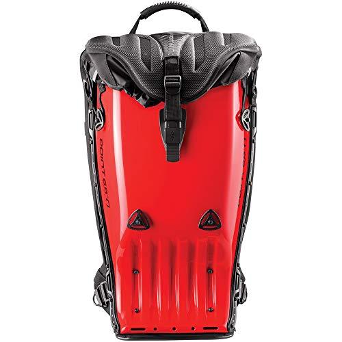 Boblbee GTX-Mochila de protección Dorsal para Diablo 25 L, Color Rojo