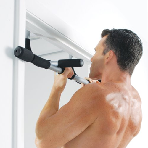 Product Image 5: Iron Gym Total Upper Body Workout Bar