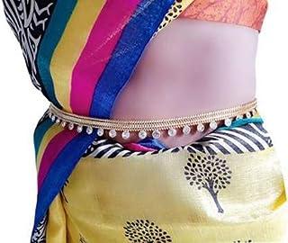 DSD Women's Waist Hip Belt Kamarband (Multicolor)
