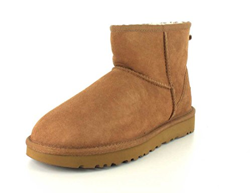 UGG Damen Winter Boot, Braun Chestnut