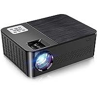Crenova A6500 Full HD 1080p 7000-Lux LED Projector