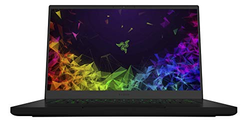 Razer Blade 15 Base Model 2019 156 Zoll Full HD Display Gaming Notebook Intel Core i7 9750H 16GB RAM 512GB SSD NVIDIA GeForce RTX 2060 Win 10 DE Layout schwarz