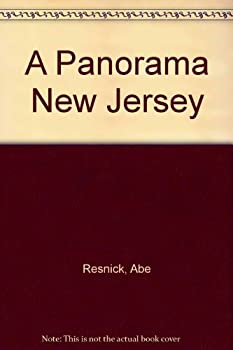 Hardcover A Panorama New Jersey Book