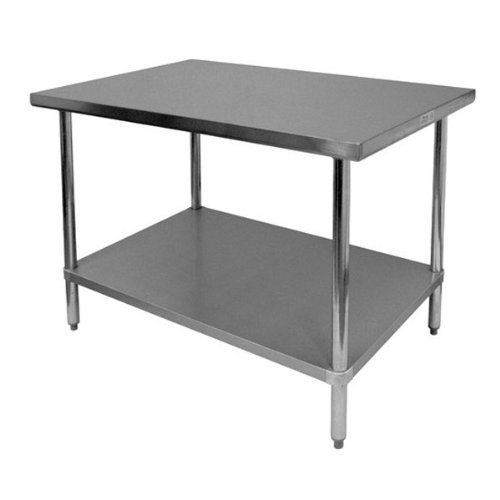 WORKTABLE WORK TABLE NSF STAINLESS STEEL FOOD PREP 30 x 12 Height:34 inches