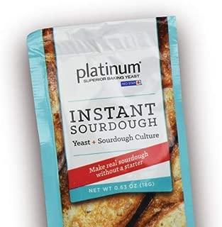 Platinum Instant Sourdough Yeast - 5 Packets
