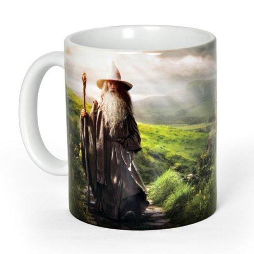 El Hobbit - Taza de Gandalf en la Comarca