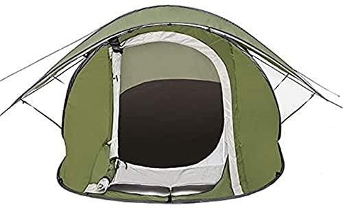 Ankon Tiendas de campaña para camping tienda de campaña al aire libre Camping Velocidad automática Open Sun Lounger Double Double Double Tienda Impermeable Pantalla Pantalla Pantalla Pantalla para Pes