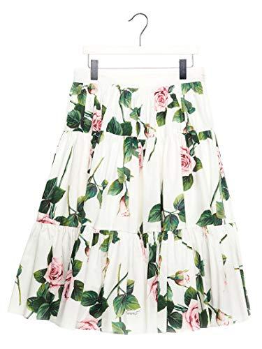 Luxury Fashion | Dolce E Gabbana Bambine E Ragazze L53I45HS5GGHA96C Bianco Gonna | Primavera Estate 20