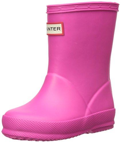 Hunter Original Kids', Unisex - Kinder Gumboots , rosa - Rosa - Größe: 32 EU