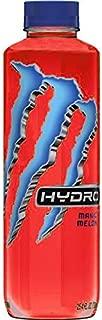 Monster Energy Hydro 25.4 ounce bottles (Manic Melon)