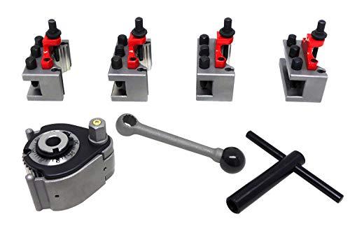 PAULIMOT Schnellwechsel-Stahlhalter-Set, System