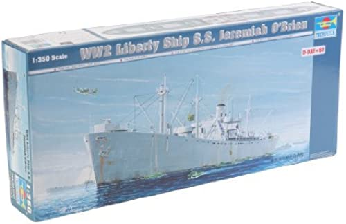 Trumpeter 05301 del Kit S.S. Jeremiah O 'Brien Liberty Ship by Trumpeter