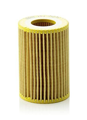 Original MANN-FILTER Filtro de aceite HU 712 9 x – Set de filtro de aceite juego de juntas – Para automóviles
