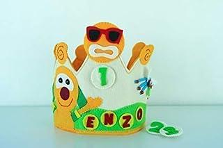 Corona Cumpleaños Mic