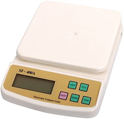 higadget Electronic Digital Compact Kitchen Scale Very usefull for Health consious People Chefs New Cooks