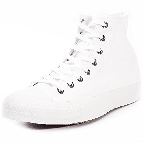 Converse Damen Chuck Taylor All Star Seasonal Sneaker, Bianco (Weiß), 37.5 EU