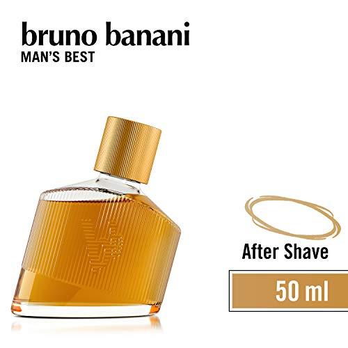 COTY BEAUTY GERMANY GMBH Bruno banani man's best after shave lotion elegant maskulin macht verführung super einfach 50 ml