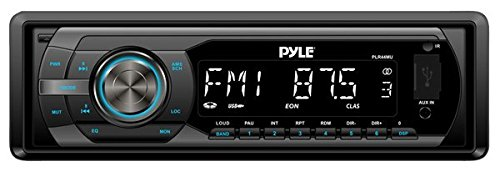 Pyle Audio PLR34MU Universal Car Stereo Headunit Receiver