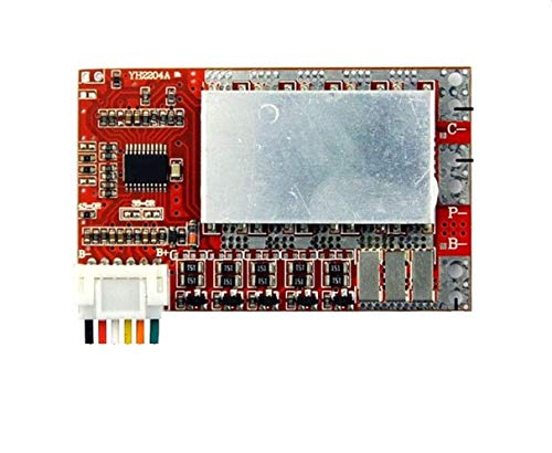 daier 5S 50A w/Balance 3.7V 18650 Lithium Battery Cell PCB BMS Protection Board