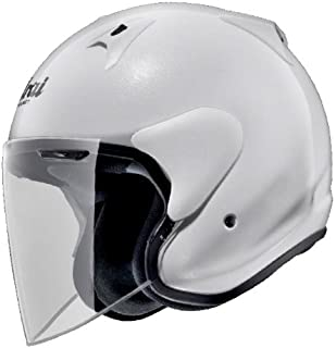 アライ(ARAI) バイクヘルメット ジェット SZ-G グラスホワイト XL 61-62cm