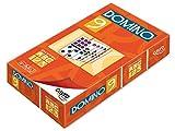 Cayro - Dominó colores doble 9 - Juego tradicional - juego de mesa - Desarrollo de habilidades...