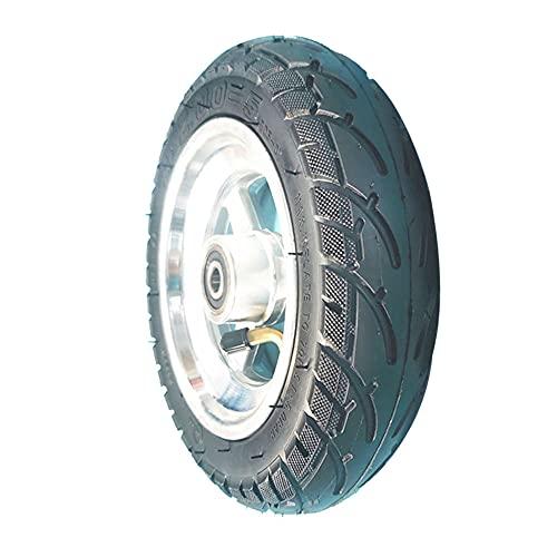 Neumático de scooter eléctrico, 8 pulgadas 8x2-5 neumático sin cámara antideslizante resistente al desgaste/neumático sólido rueda completa, accesorios opcionales de rueda de scooter,pneumatic wheels