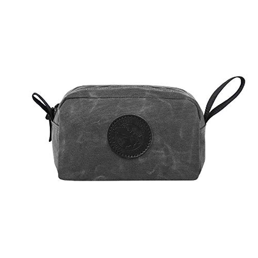 Duluth Pack Grab-N-Go Large Bag (Waxed Grey)