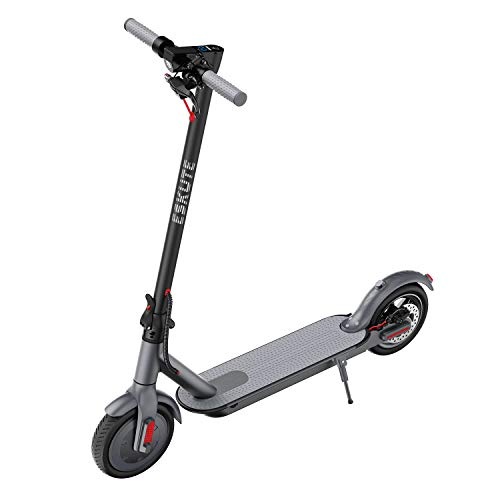 ESKUTE Electric Scooter, Powerful 350W Motor, 36V 7.5Ah 270Wh Battery, Max Speed 15 MPH, Foldable & Portable,8.5