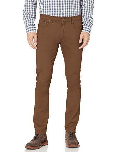 Amazon Essentials Skinny-fit 5-Pocket Stretch Twill Pant Hombre