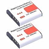 Grehod 3.7V 1800mAh NP-BG1 NP BG1 NP-FG1 Batería para Sony