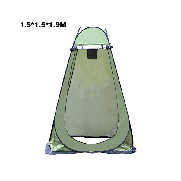 Outdoor Portable Dressing Tent, Outdoor Swimming and Changing Room, Mobile Toilet Tent, Mobile Dressing Room, Outdoor… 1