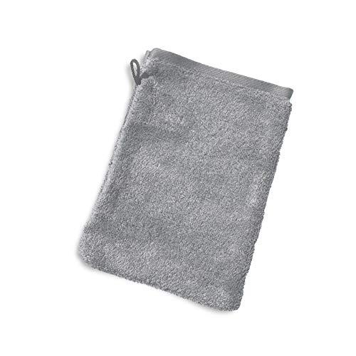 Linnea Gant de Toilette 16x21 cm Pure Argent 550 g/m2