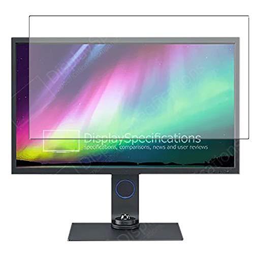 Vaxson 3 Unidades Protector de Pantalla, compatible con BenQ SW321C 32' Display Monitor [No Vidrio Templado] TPU Película...