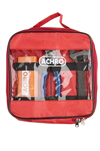 ACHRO 908 Universal Tool Kit, Set of 8