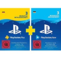 PlayStation Plus + Now 3