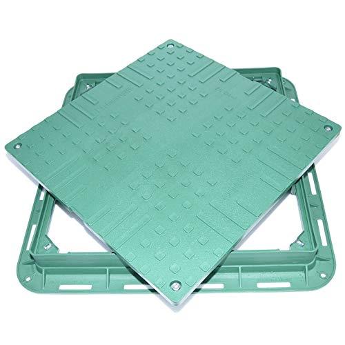 Schachtabdeckung Schachtdeckel A15 700x700mm Kontrollschacht Revisionsschacht
