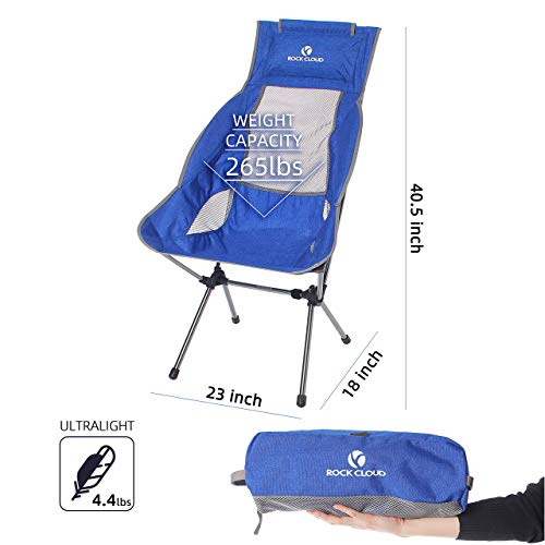 Rock Cloud Portable Camping Chair