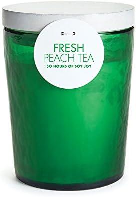Napa Home Garden Fresh Soy Wax Candle Peach Tea product image