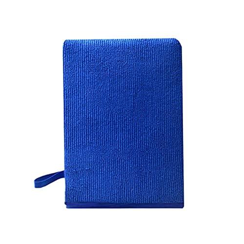 LIULIANG MeiKeL Lavado de Coches Magic Clay Bar Mitt Car Clay Paño Automático Cuidado de la Limpieza Toalla Microfibra Sponge Pad Limpieza Toalla Towel T3LF