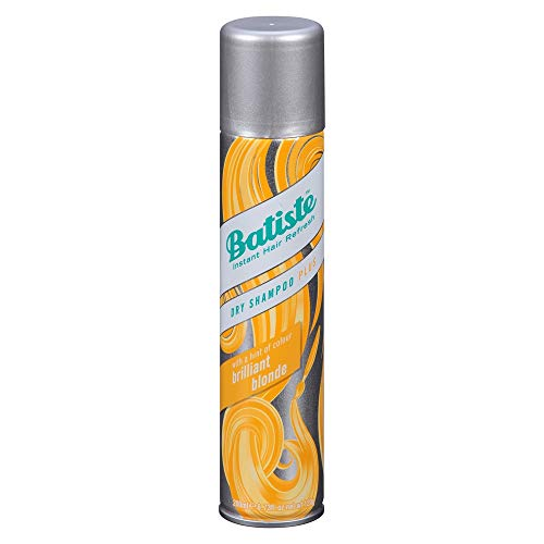 Batiste Dry Shampoo Hint Of Color, Brilliant Blonde - 6.73 Oz (pack of 1)
