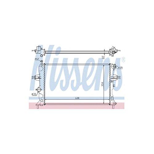 Nissens 630041 Refrigerantes del Motor