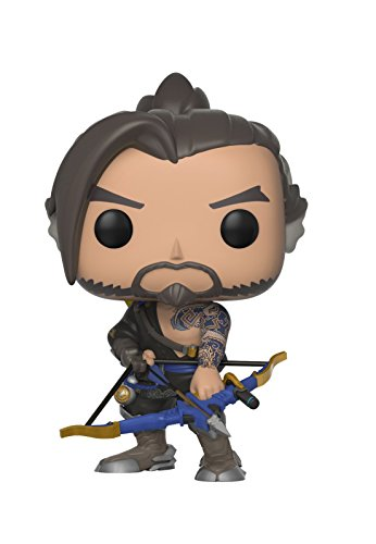 Pop! Vinyl: Games: Overwatch S4: Hanzo