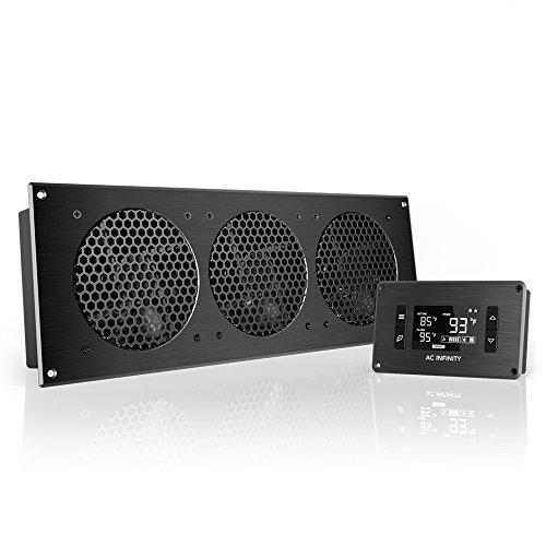 AC Infinity AIRPLATE T9, leises Kühllüftersystem 18