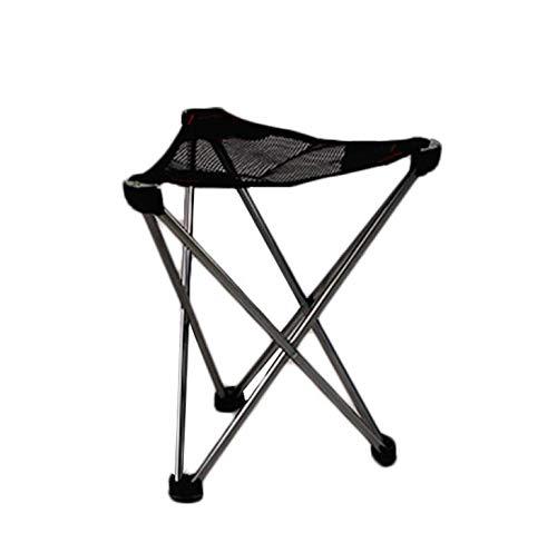 ShiXuan ShiXuan Klapp Camping Angeln Stuhl Sitz Outdoor Freizeit Picknick Grill Strandkorb Angeln Werkzeuge Laden Weiche Legierung Stühle Mini
